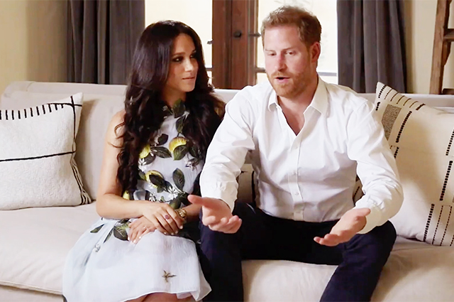 Принц Гарри и Меган Маркл напомнили тизером о своём подкасте на Spotify