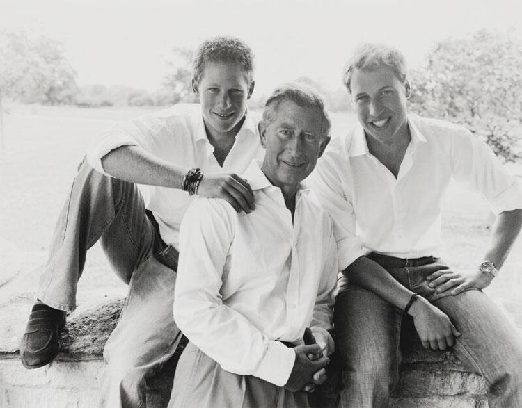 Принц Уильям огорчён, что его брат рассказал об их разговоре телеведущей Гейл Кинг