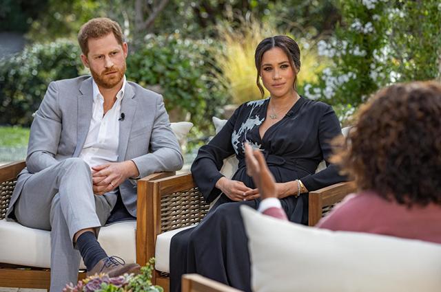 Стало известно, как принц Филипп при жизни отреагировал на скандальное интервью герцогов Сассекских