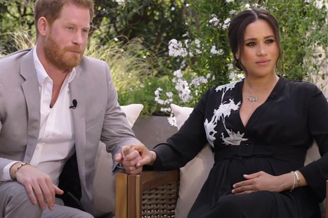 Принц Гарри и Меган Маркл своим откровенным интервью объявили войну королевской семье