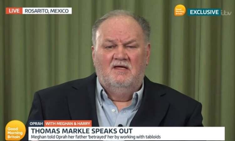 Томас Маркл прокомментировал интервью дочери и зятя