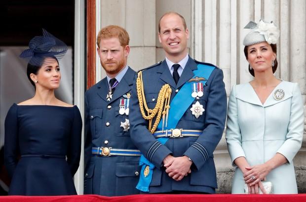 Принц Уильям не готов простить Меган Маркл за её публичные нападки в адрес Кейт Миддлтон