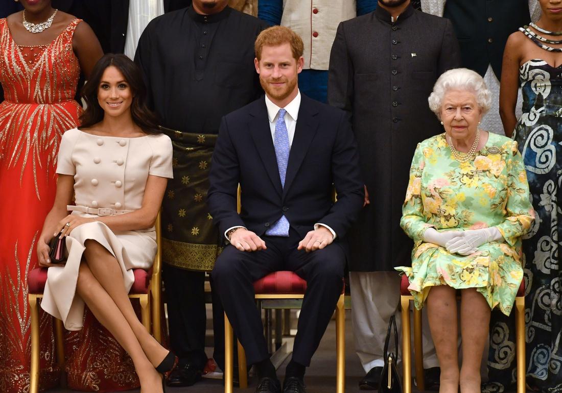 Зачем принц Гарри и Меган Маркл приобрели домены с именем своей дочери