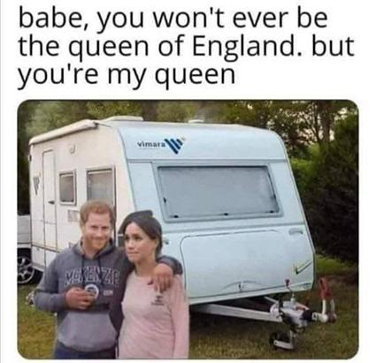 Лучшие мемы о принце Гарри и Меган Маркл от интернет-пользователей