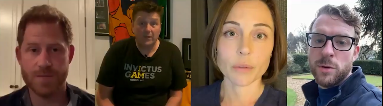 Принц Гарри и Меган Маркл выпустят для Netflix документальный сериал об Invictus Games: подробности
