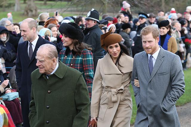 Как Елизавета II отнеслась к тому, что Меган Маркл не прилетела на предстоящие похороны принца Филиппа