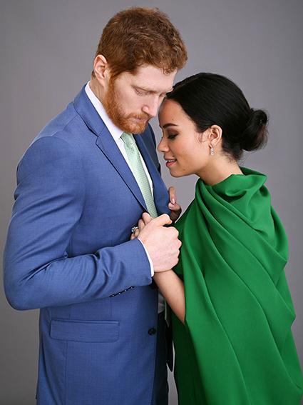 Новый фильм о принце Гарри и Меган Маркл: появился первый промокадр