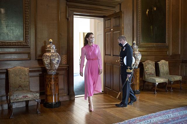 Как прошёл заключительный день тура Кейт Миддлтон и принца Уильяма по Шотландии
