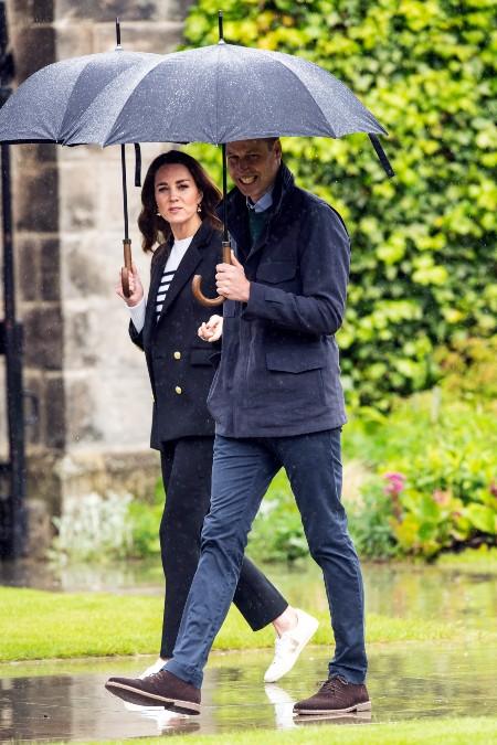 Новый тур принца Уильяма и Кейт Миддлтон по Шотландии: где побывали герцоги на этой неделе