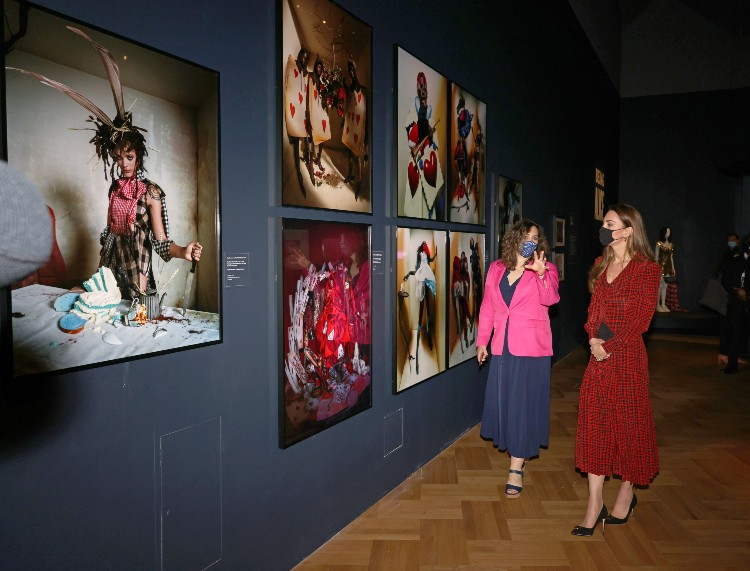 Кейт Миддлтон посетила старейший музей декоративно-прикладного искусства