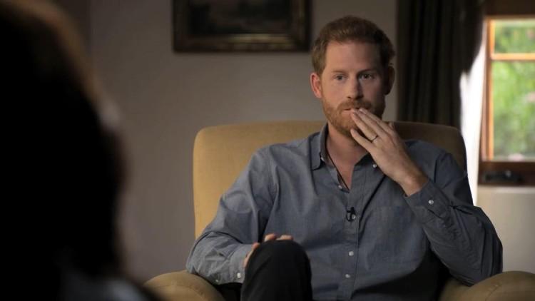 Вышел первый трейлер многосерийной документальной картины принца Гарри и Опры Уинфри