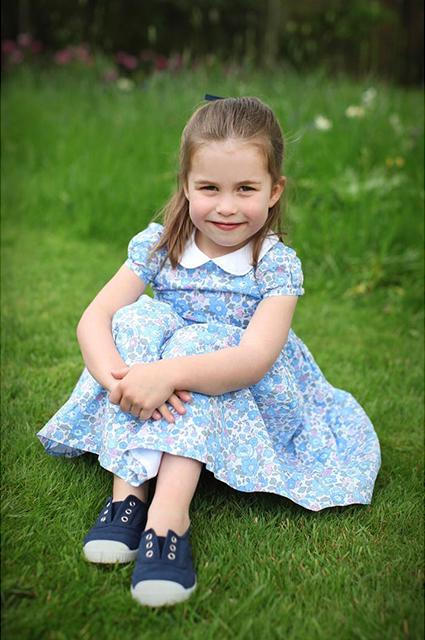 Милые фото маленьких Кембриджей, сделанные Кейт Миддлтон