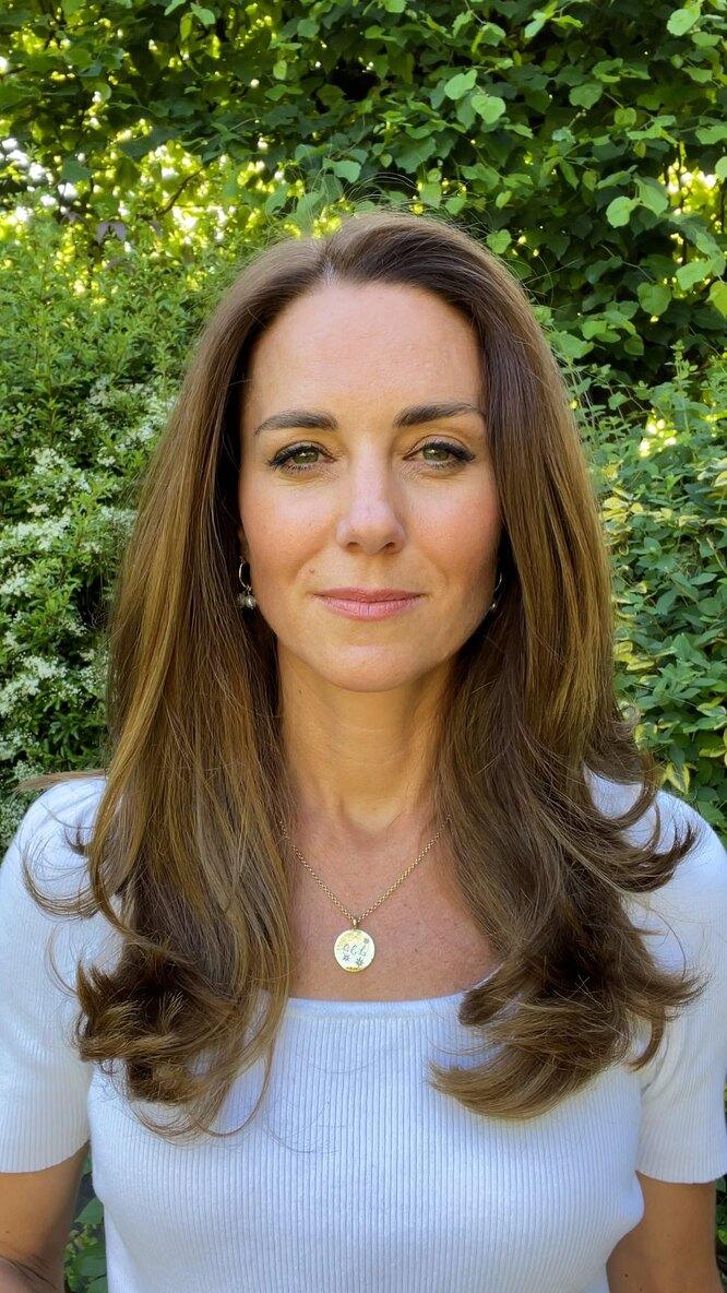 Кейт Миддлтон объявила о запуске их с принцем Уильямом благотворительного фонда
