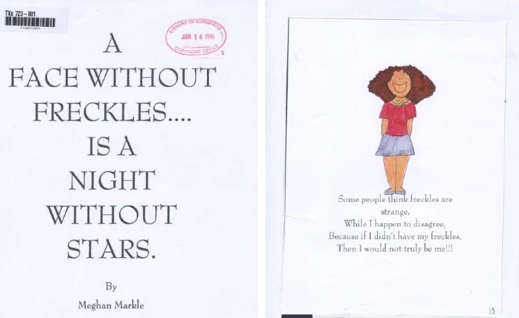Меган Маркл написала первую книгу в 8-ом классе: «Скамейка» не является литературным дебютом герцогини
