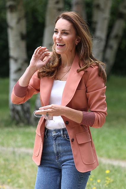 Принц Уильям рассказал о новом назначении Кейт Миддлтон
