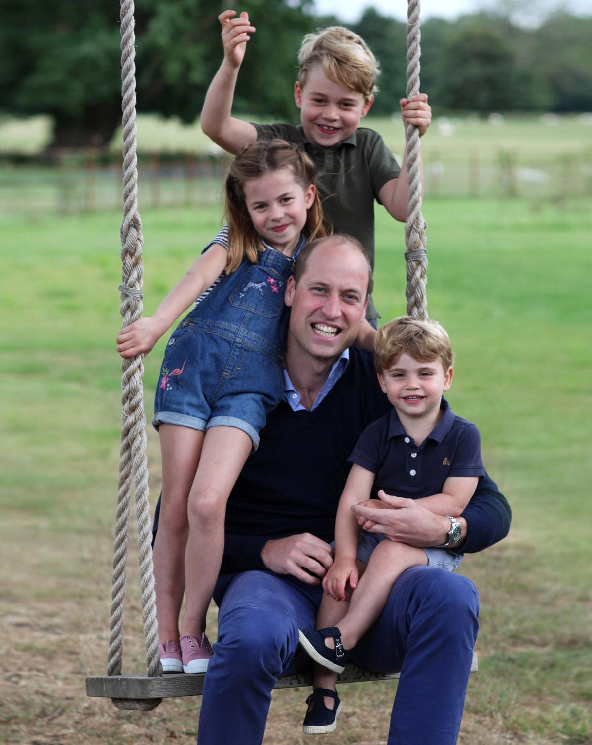 Королевский фотограф назвал свой любимый снимок среди фоторабот Кейт Миддлтон