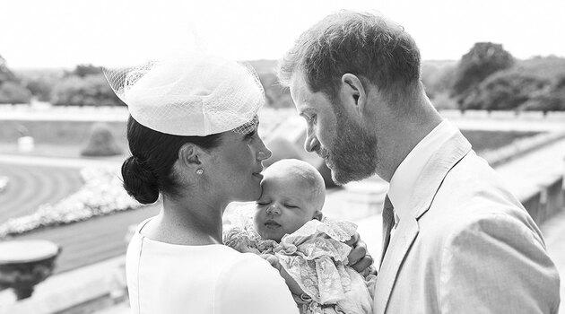 Дочь принца Гарри и Меган Маркл внесена в список наследников британского престола