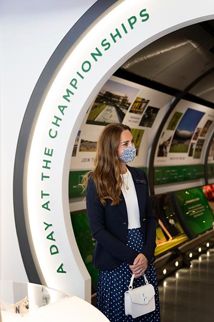 День Уимблдона: Кейт Миддлтон посмотрела теннисный матч, приготовила десерты и посетила музей