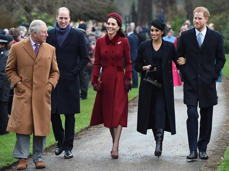 Эксперт уверен, что Кейт Миддлтон и Меган Маркл не помирят принцев Уильяма и Гарри