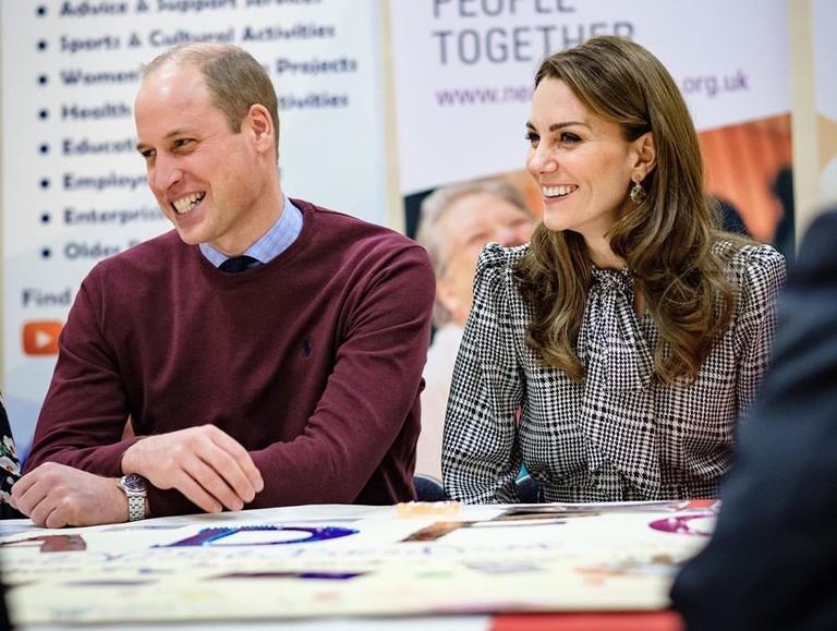 Принц Уильям и Кейт Миддлтон рассказали, почему любят отдыхать в Норфолке