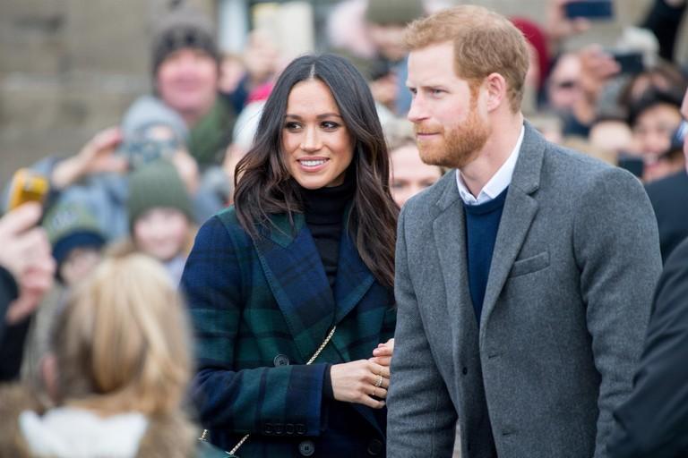 Принц Гарри и Меган Маркл хотят приехать в Великобританию