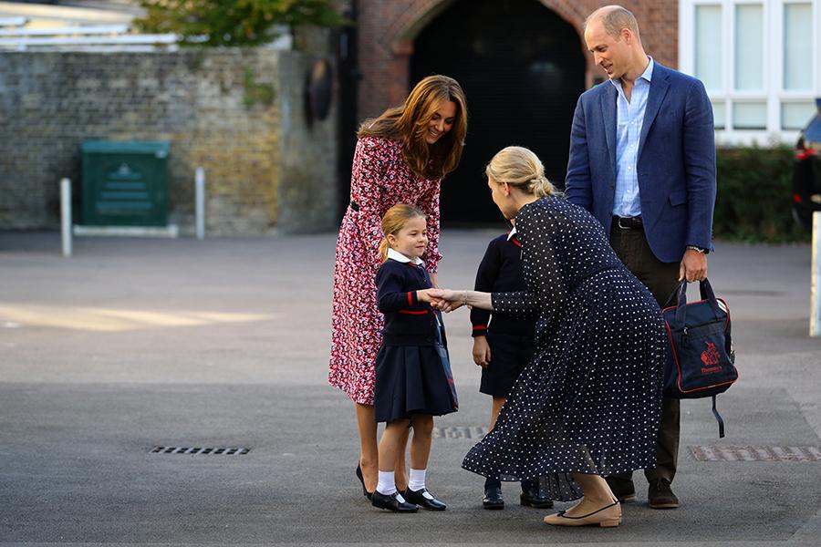 Чем кормят детей принца Уильяма и Кейт Миддлтон в школе