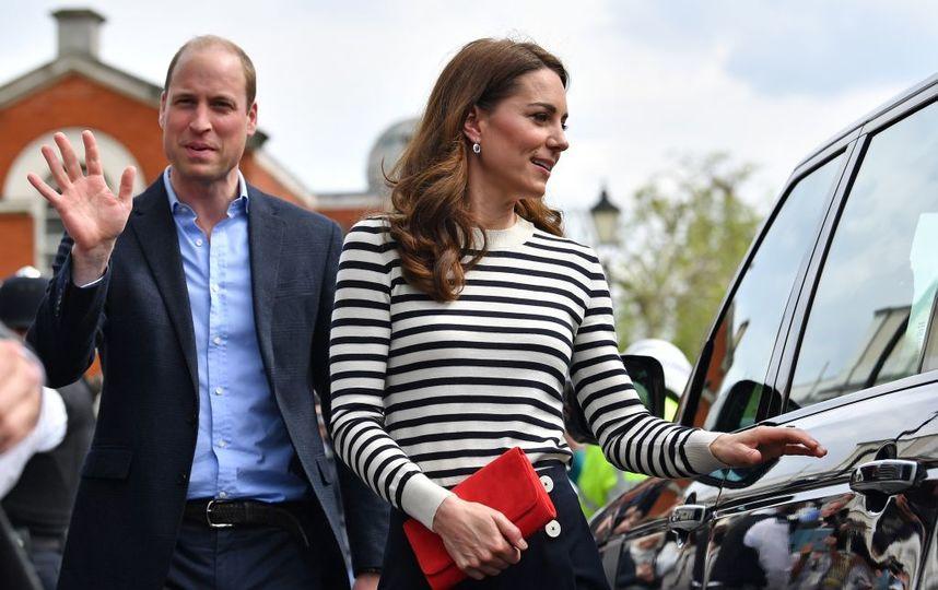 Принц Гарри и Меган Маркл стараются восстановить отношения с принцем Уильямом и Кейт Миддлтон