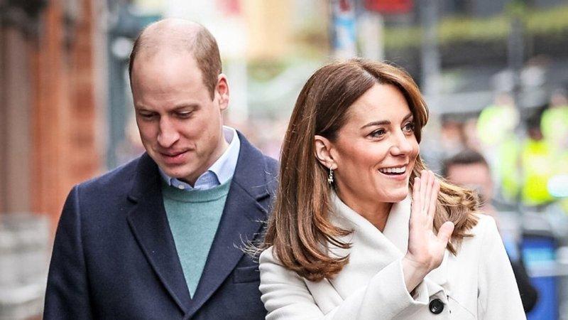 «Кейт Миддлтон и принц Уильям будут сосредоточены на работе» – эксперт рассказал, как пара проведет 2022 год